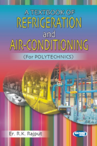 A Textbook of Refrigeration & Air-Conditioning
