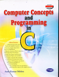 Computer Concepts & Programming in C