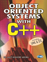 Object Oriented System With C++