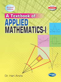 A Textbook of Applied Mathematics-I