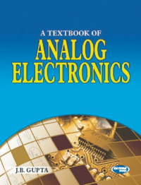 A Text Book of Analog Electronics
