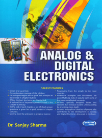 Analog & Digital Electronics