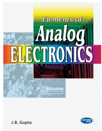 Elements of Analog Electronics