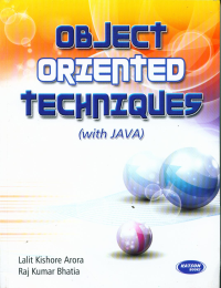 Object Oriented Techniques Java