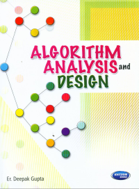 Algorithm Analysis & Design