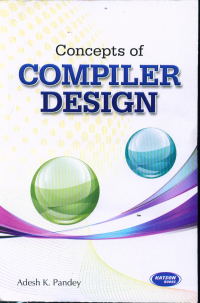 Concepts of Complier Design