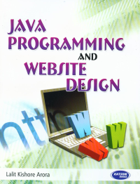 Java Programming & Web Site Design