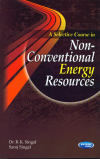 A Selective Course in Non-conventional Energy Resources