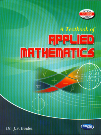 A Textbook of Applied Mathematics-II