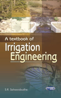 A Textbook of Irrigation Engineering