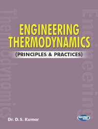 Engineering Thermodynamics (Principles & Practices)