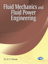 Fluid Mechanics & Fluid Power Engineering