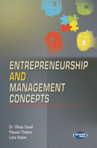Entrepreneurship & Management Concepts