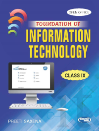 Foundation of Information Technology (Class IX)