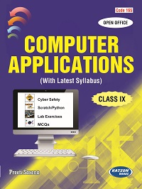 Computer Applications (Class IX)