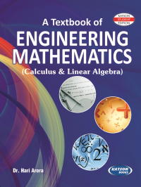 A Textbook of Engineering Mathematics-I (Calculus & Linear Algebra)