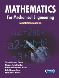 Mathematics for Mechanical Engineering (A Solution Manual)