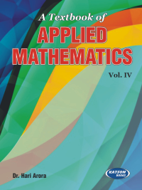 A Textbook of Applied Mathmatics-IV