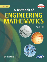 A Textbook of Engineering Mathematics-II
