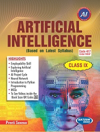 Artificial Intelligence (Code 417) Class IX
