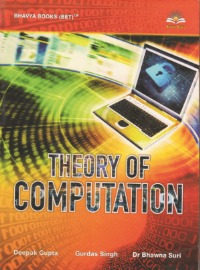 Theory of Computation (Bhavya Books)