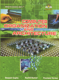 Computer Organization and Architecture (Bhavya Books)
