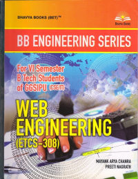 Web Engineering (Bhavya Books)