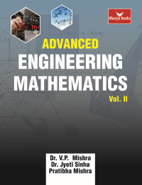 Advanced Engineering Mathematics Vol. II (Bhavya Books)